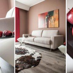 Hotel Da Vinci 4* Люкс с различными типами кроватей фото 7