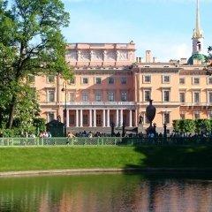 Гостевой Дом Люмьер Санкт-Петербург приотельная территория