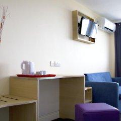 Queens Hotel 3* Стандартный номер с различными типами кроватей фото 19