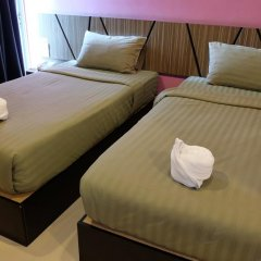 Airy Suvarnabhumi Hotel 3* Стандартный номер с различными типами кроватей фото 7