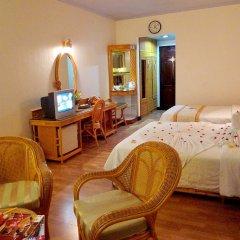 Green Hotel Nha Trang 3* Улучшенный номер фото 5