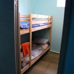 Хостел Маня Кровать в общем номере с двухъярусной кроватью фото 22