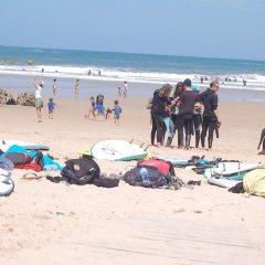 Freesurf Camp & Hostel пляж фото 2