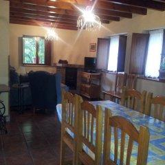 Отель Casa De Aldea La Fuentona питание
