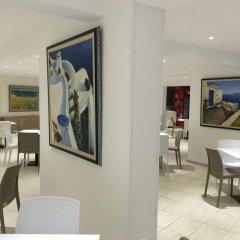 Pambos Napa Rocks Hotel - Adults Only интерьер отеля