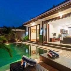 Отель Villa Umah Puri бассейн фото 2