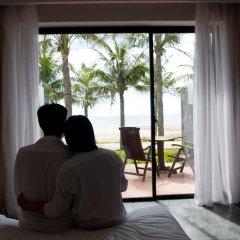 Отель Temple Da Nang 3* Стандартный номер с двуспальной кроватью фото 4