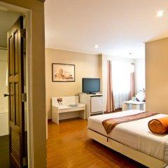 Отель Fortuna Hotel Таиланд, Бангкок - отзывы, цены и фото номеров - забронировать отель Fortuna Hotel онлайн комната для гостей фото 3