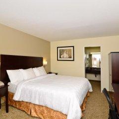 Отель Rodeway Inn Convention Center 2* Стандартный номер с различными типами кроватей