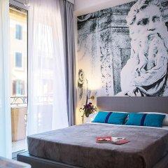 Отель Milizie 76 Gallery 2* Номер Делюкс с различными типами кроватей фото 3