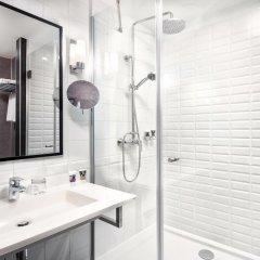 Отель Mercure Budapest City Center 4* Улучшенный номер с различными типами кроватей фото 5