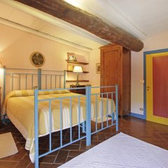 Отель Villa Olivum Лукка комната для гостей фото 3