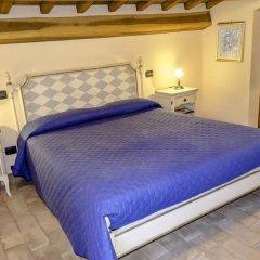 Отель Agriturismo Pompagnano Сполето комната для гостей фото 5