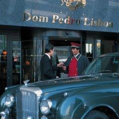 Отель Dom Pedro Lisboa городской автобус