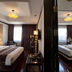 Golden Lotus Luxury Hotel 3* Стандартный номер с различными типами кроватей фото 6