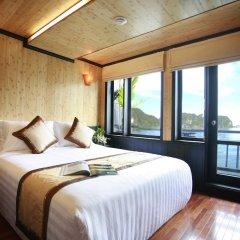 Отель Syrena Cruises 4* Номер Делюкс с различными типами кроватей фото 9