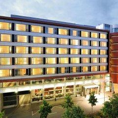 Отель NH Collection Frankfurt City 4* Улучшенный номер с различными типами кроватей фото 12