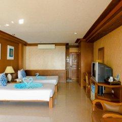 Отель Ko Tao Resort - Sky Zone 3* Номер Делюкс с различными типами кроватей фото 3