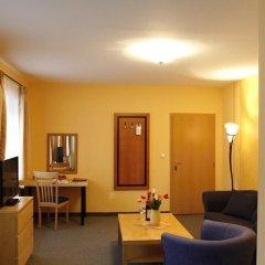 Отель Pension-Apartmany Cesky Dvur комната для гостей фото 5