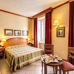 Отель MILANI Рим комната для гостей фото 12