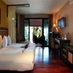 Отель Andaman White Beach Resort 4* Вилла с различными типами кроватей фото 4