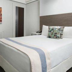 Отель Paramount Times Square 4* Улучшенный номер с двуспальной кроватью фото 4