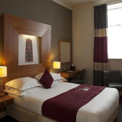 Отель ABode Glasgow 4* Номер Делюкс с различными типами кроватей фото 7