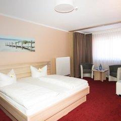 Hotel Am Alten Strom 3* Стандартный номер с двуспальной кроватью фото 5
