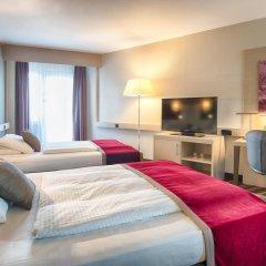 Leonardo Royal Hotel Frankfurt 4* Номер Комфорт с различными типами кроватей фото 10