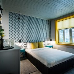 Отель 5 Vintage Guest House 3* Номер Делюкс с двуспальной кроватью фото 8