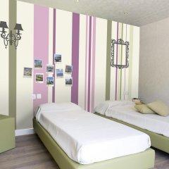 Отель Camping Village Roma Улучшенное бунгало с различными типами кроватей фото 7