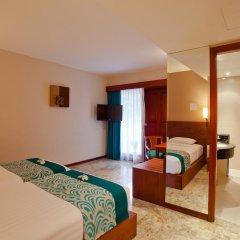 Отель White Rose Kuta Resort, Villas & Spa 4* Стандартный номер с различными типами кроватей фото 5