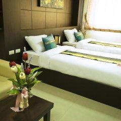 Regent Suvarnabhumi Hotel 3* Номер Делюкс с разными типами кроватей фото 2