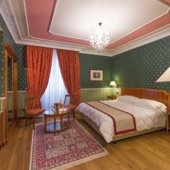Strozzi Palace Hotel 4* Стандартный номер с двуспальной кроватью фото 7