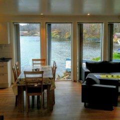 Отель Saltstraumen Brygge 3* Апартаменты с различными типами кроватей фото 17