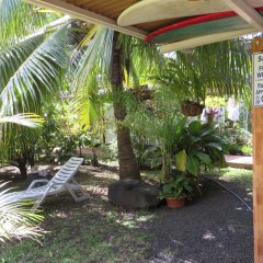 Отель Taharuu Surf Lodge Французская Полинезия, Папеэте - отзывы, цены и фото номеров - забронировать отель Taharuu Surf Lodge онлайн фото 22