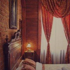 Отель Lódzki Palacyk 3* Стандартный номер с двуспальной кроватью (общая ванная комната) фото 12