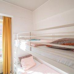 Vistas de Lisboa Hostel Кровать в общем номере с двухъярусной кроватью фото 4