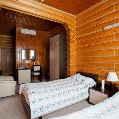 Белка Отель 3* Стандартный семейный номер с двуспальной кроватью фото 4