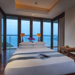 Отель Serenity Coast All Suite Resort Sanya 5* Люкс с различными типами кроватей фото 6