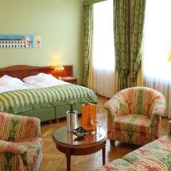 Отель Mercure Secession Wien 4* Стандартный номер с различными типами кроватей фото 9