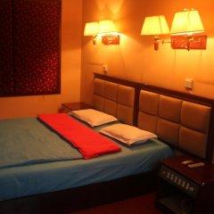 Dengba Hostel Chengdu Branch Стандартный номер с различными типами кроватей