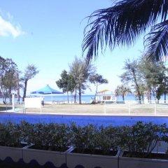 Отель Miyuki Hamabaru Resort Центр Окинавы бассейн фото 3