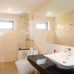Отель Villa Sea View Таиланд, Самуи - отзывы, цены и фото номеров - забронировать отель Villa Sea View онлайн ванная фото 2