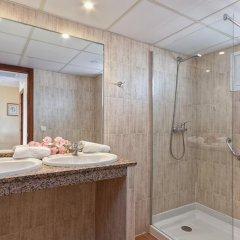 Отель Apartamentos Embajador Испания, Фуэнхирола - отзывы, цены и фото номеров - забронировать отель Apartamentos Embajador онлайн ванная