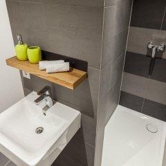 Апартаменты Design-Apartments im lebendigen Haus Студия с различными типами кроватей фото 2