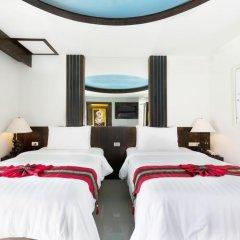 Отель Naina Resort & Spa 4* Стандартный номер двуспальная кровать фото 10