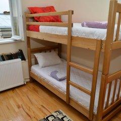 Like Hostel Tbilisi Кровать в общем номере с двухъярусной кроватью фото 8
