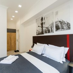 Гостиница Partner Guest House Khreschatyk 3* Студия с различными типами кроватей фото 17