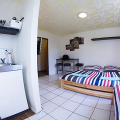 Хостел Seven Prague Апартаменты с двуспальной кроватью фото 3